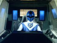 Maskman Blue cockpit
