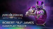 """Power Rangers Battle for the Grid - Robert """"RJ"""" James (Jungle Fury Wolf Ranger)"""