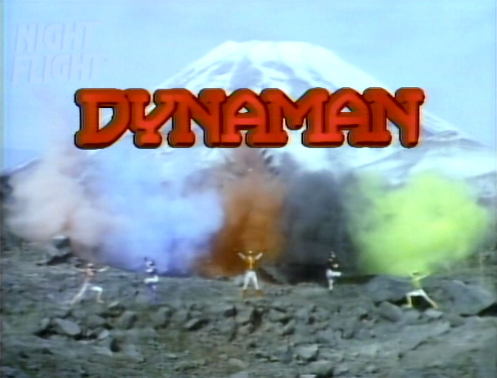 Dynaman (parody)