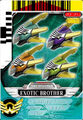 Exotic Brother card