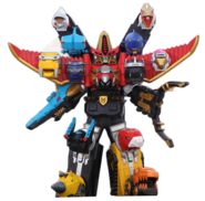 Hyper Gosei Great