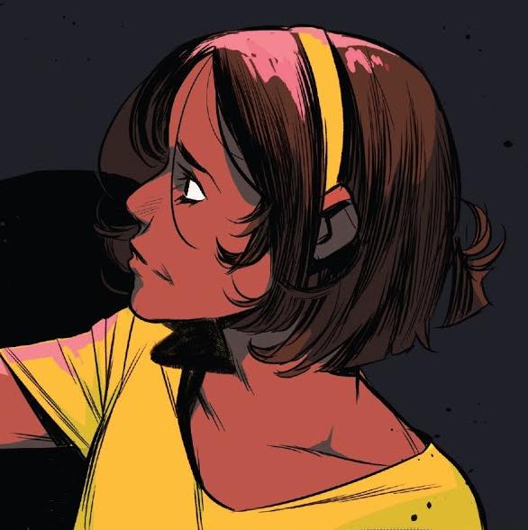 Tanya Sloan/2016 comic