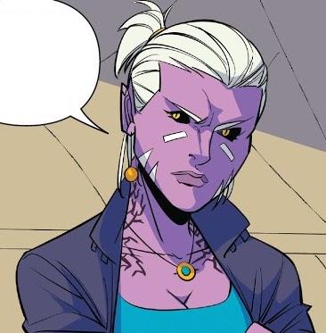 Kiya (2016 comic)