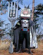 Fork Mask Fullbody