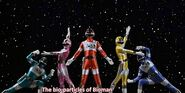 Gokai Change 8 - Bioman