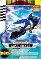 Gosei Shark card