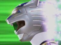 Lunar Wolf & Silver Wild Force Ranger Morph 2