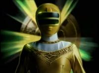 Yellow Zeo Ranger Morph 2