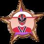 Красный Самурай-Рейнджер
