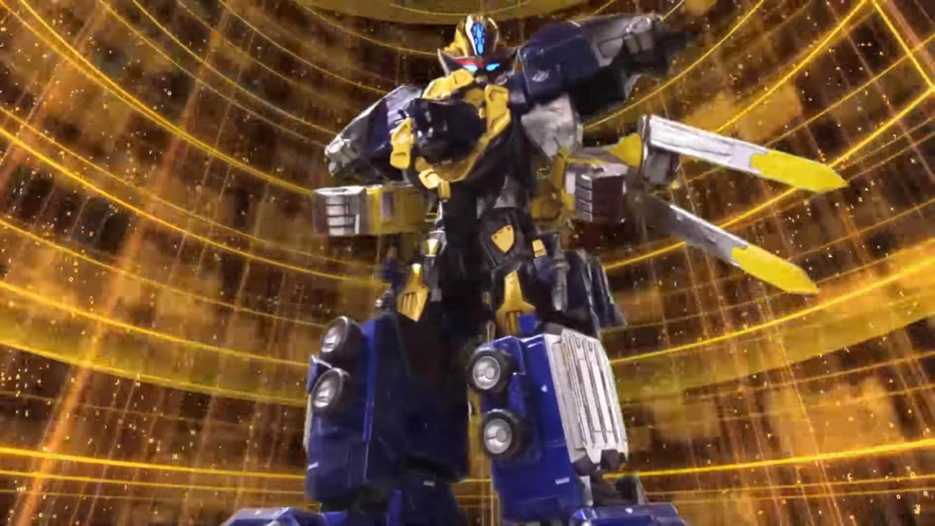 Comparison:Mission 36: Go-Buster Lioh, Shoom! vs. The Evox Snare