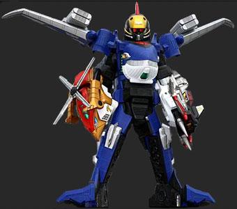 Comparison:Engine Gattai Seikuu-O vs. Mach Megazord
