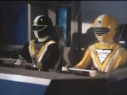 Fiveman Black-Yellow cockpit