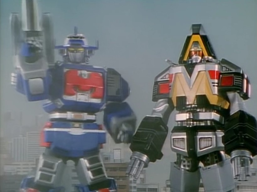 Ep. 20: Counting on You! The New Robo: Delta Mega