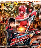 Go-Busters Blu-ray Vol 5