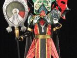 Mask of Darkness Carantula