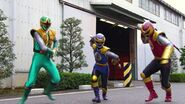 Shurikenger & the Gouraigers