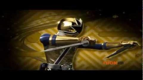 Antonio Garcia Gold Samurai Ranger Morph