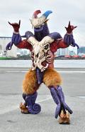 KSR-Pan Minosaur
