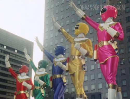 Comparison:Ep. 2: Assemble!! The Super-Powered Sentai vs. A Zeo Beginning