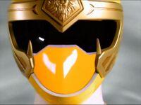 Yellow Ninja Storm Ranger Morph 1