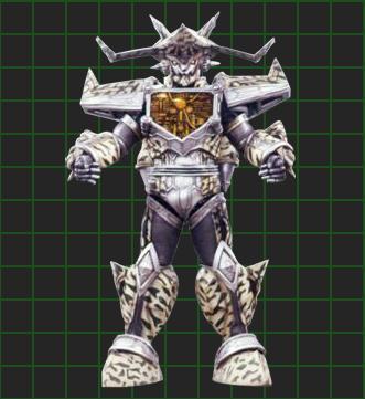 Heavy Industrial Machine Knight Chaser