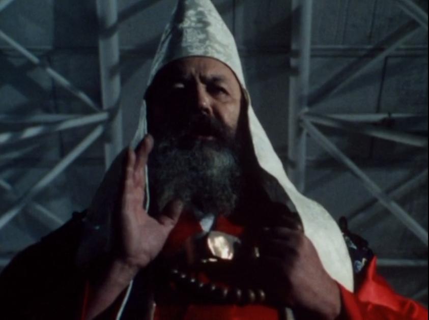 High Priest Saw