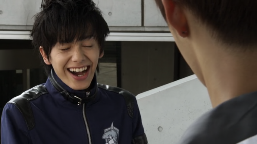 Epic 26: The Laughing Gosei Angels