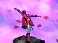 Pink Mystic Ranger Morph 3