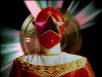 Red Zeo Ranger Morph 2