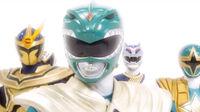 Six Rangers Orion Vision in Super Megaforce