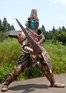 Water Knight Go-Onger Knight