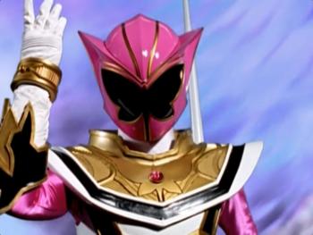 Pink Legend Warrior