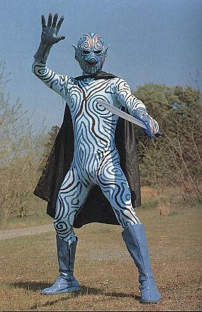 Blue Vein Monster