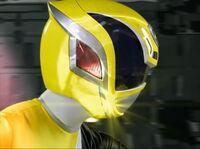 Yellow SPD Ranger Morph 1