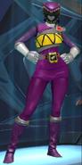 Legacy Wars Purple Dino Charge Ranger