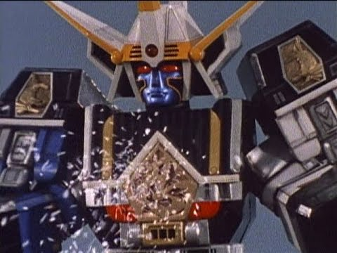 Changing of the Zords
