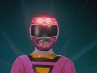 Turbo Pink Ranger Morph