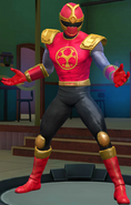 Legacy Wars Crimson Thunder Ranger