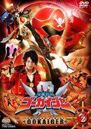 Gokaiger DVD Vol 2