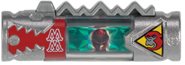 MMPR Red Movie Charger