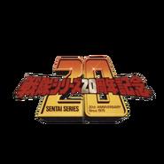 Super Sentai Anniversary Logo.004