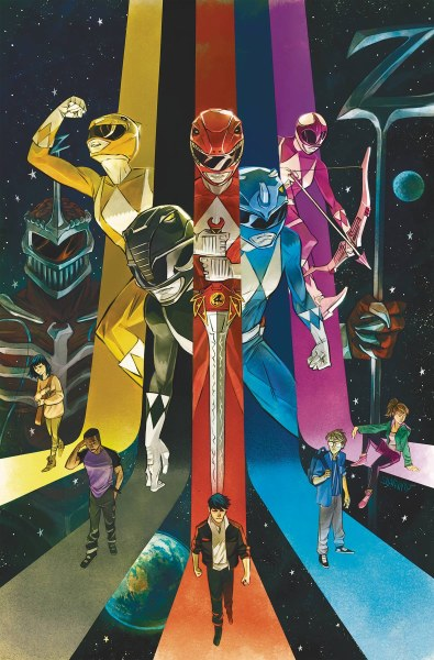 Go Go Power Rangers Issue 22
