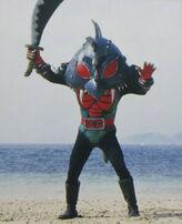Steel sword dragon
