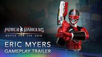 Power Rangers Battle for the Grid - Eric Myers (Quantum Ranger)