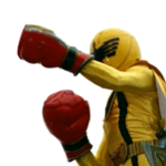 Yellow Mystic Ranger in Mystic Force Fighters.png