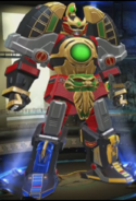 Legacy Wars Thunder Megazord