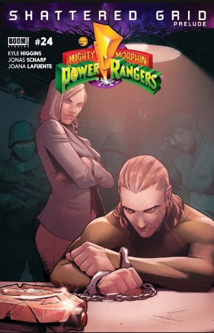 Mighty Morphin Power Rangers (Boom! Studios) Issue 24