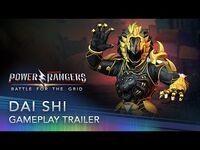 Power Rangers- Battle for the Grid - Dai Shi