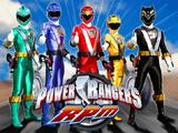 Могучие Рейнджеры: RPM