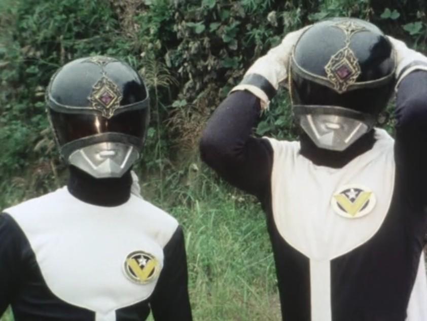 Ep. 45: Two Blacks!